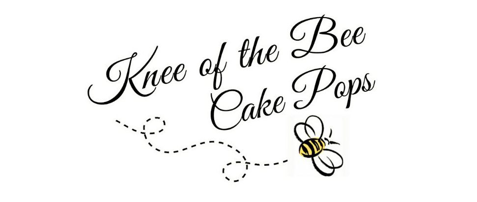 Knee of the Bee Cake Pops
