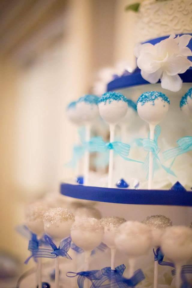 Michigan Cake Pops